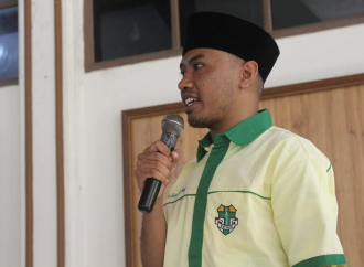 Oswin Akhiri Masa Jabatan Ketua Pemuda Katolik Jaksel