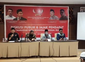 Makassar Kota Bhinneka Tunggal Ika Direstui Moeldoko