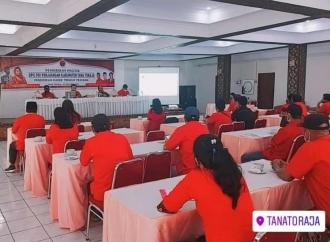 PDI Perjuangan Tana Toraja Gelar Pendidikan Politik