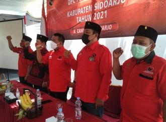 PDI Perjuangan Sidoarjo Lanjutkan Pelatihan di Kec. Sidoarjo