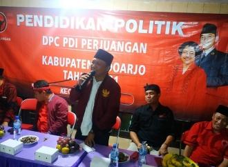 Banteng Megawati Ora Wedi Jogo Ideologi Pancasila Harga Mati
