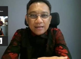 Ansy Lema Dukung Poktan Bhineka di Kupang