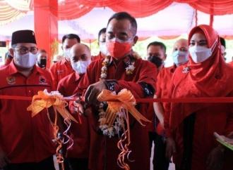 Rudianto: Kantor Banteng Bangka Selatan Adalah Gedung Rakyat