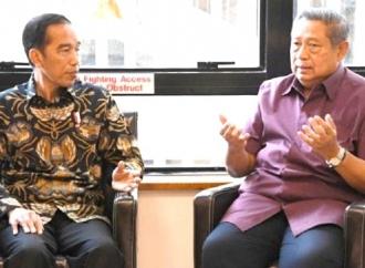 Kepemimpinan Jokowi Mendobrak, SBY Selalu Ragu-Ragu