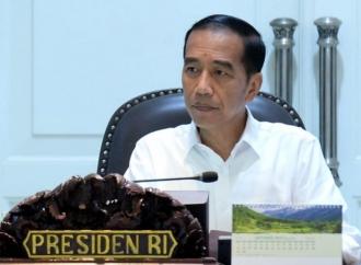 Presiden Ingatkan Kepala Daerah Terus Pacu Vaksinasi