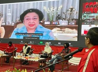 Ancaman Global Warming Nyata, Megawati: Saya Bukan Menakuti