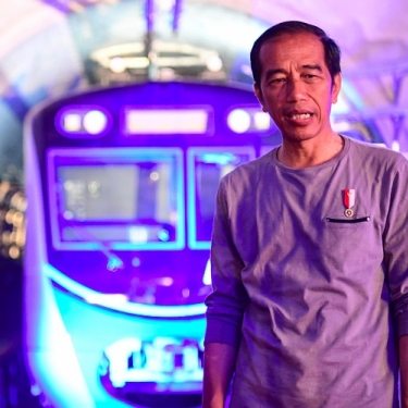 Survei Charta Politika: 65 % Masyarakat Puas Kinerja Jokowi