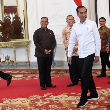 Presiden Jokowi Pastikan Ada Muka Lama Dalam Kabinet