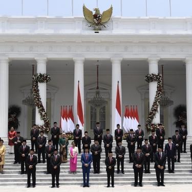 Inilah Alasan Pemberian Nama Kabinet Indonesia Maju