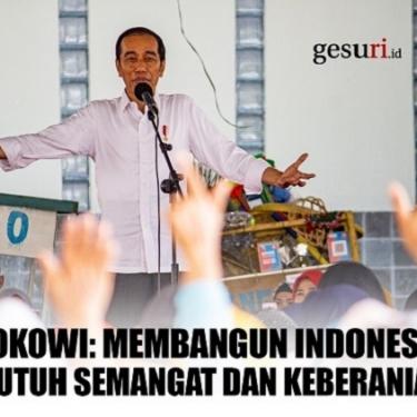 Jokowi Raih Kategori Tinggi IPM, Pertama Kali Dalam 20 Tahun