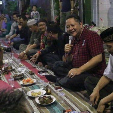 Whisnu Ajak RT & Babinkamtibmas Manfaatkan Anggaran