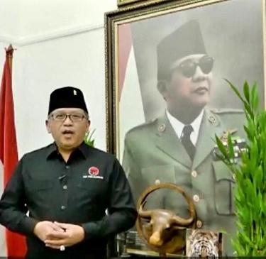 Wayangan Jelang HUT Bung Karno, Spirit Bangun Iptek & Riset