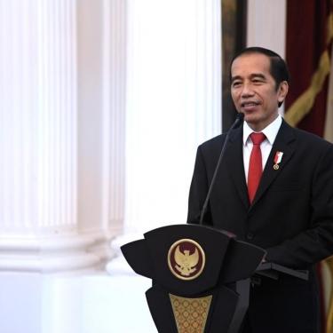 Konferensi FRI 2020, Presiden Sampaikan Empat Pesan