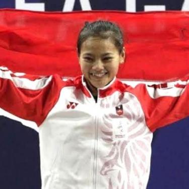 Puan Bangga Perempuan RaihMedali Pertama Olimpiade Tokyo