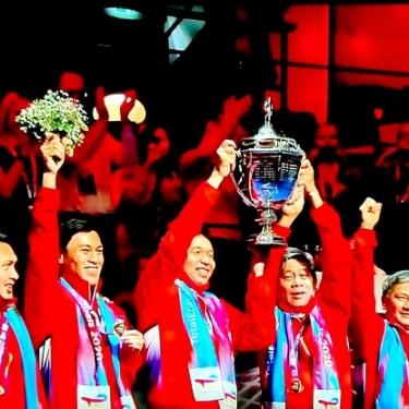 Piala Thomas Kembali Direbut, PDI Perjuangan Sangat Bangga