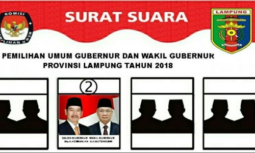 Herman-Sutono Sinergikan Program Jokowi di Lampung