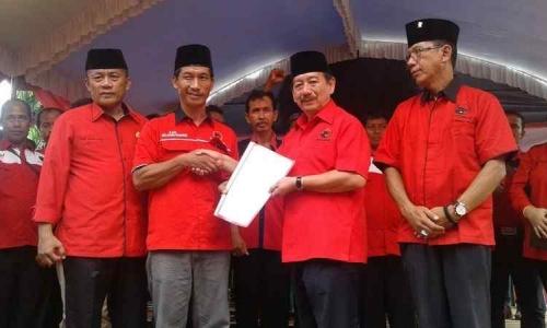Keberadaan Relawan Jadi Kekuatan Herman HN-Sutono