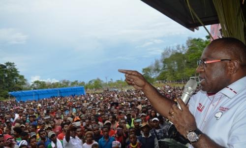 Josua: Papua Harus Jadi Daerah Produksi di Timur Indonesia
