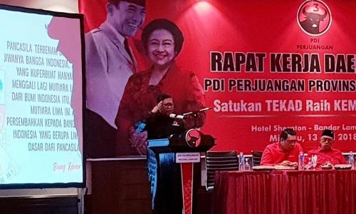 Kader Partai Gotong Royong Menangkan Herman HN-Sutono