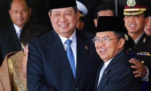 Hendrawan: JK-SBY Dewan Penasehat, Demokrasi Silaturahmi