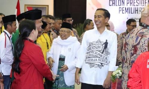 Hendrawan: Jubir Pemenangan Jokowi-Ma'ruf Terseleksi Alamiah