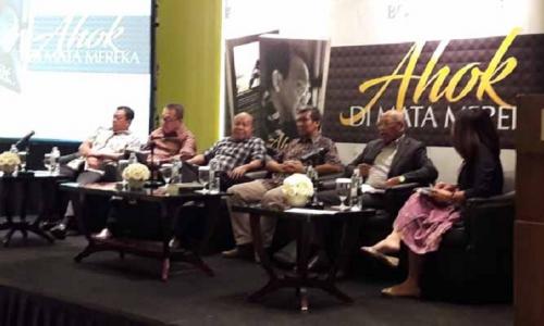 Hadiri Launching Buku Ahok, Djarot: Tahu Garis Besar Isinya