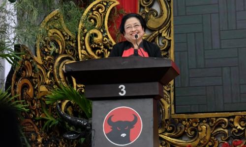 Megawati: Millenial Boleh Tapi Ingat Jati Diri Bangsa