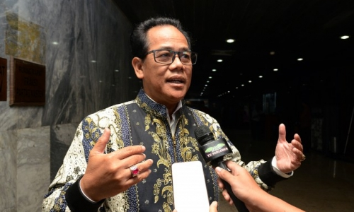 Yoseph Bantu Awasi PSU di Pilwakot Cirebon