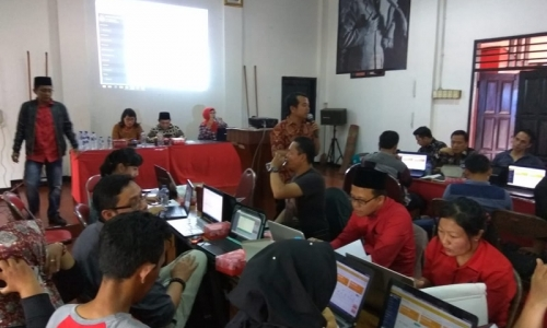 DPC PDI Perjuangan Kota Tangerang Lakukan Bimtek