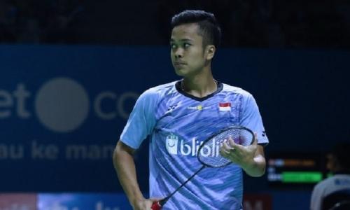 Jokowi Ucapkan Selamat pada Anthony, Indonesia Bangga!