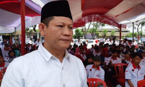 PDI Perjuangan Banten Bidik Raih 65 Persen Suara