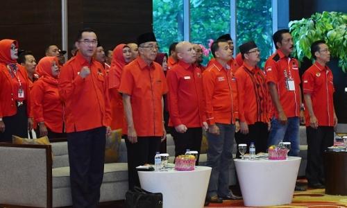 PDI Perjuangan Solidkan Kader Untuk Memenangkan Pemilu 2019