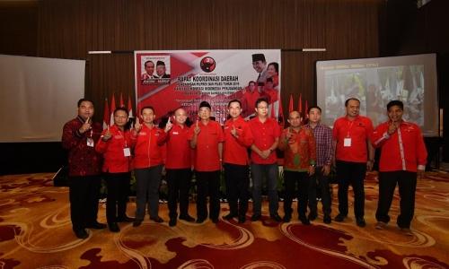 Targetkan 154 Kursi DPR, PDIP Incar 21 Kursi di Sumatera