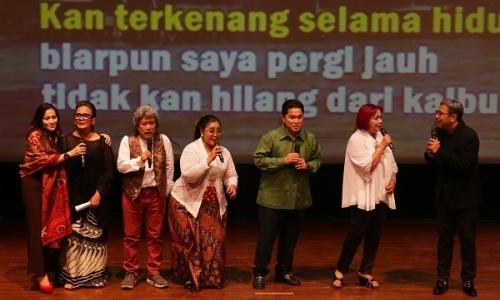 Erick: Jokowi Hatinya untuk Rakyat