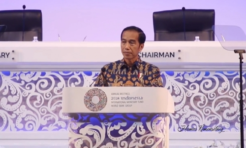 Pidato 'Game of Thrones' Presiden Jokowi