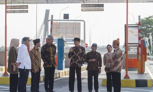 Pembangunan Infrastruktur Sukses Dongkrak Daya Saing