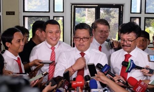 Sejak September Yusril Bersedia Jadi Pengacara Jokowi-Ma'ruf