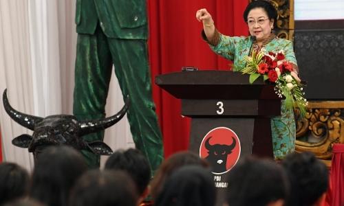 Megawati: Lawan Kebencian dengan Kasih Sayang
