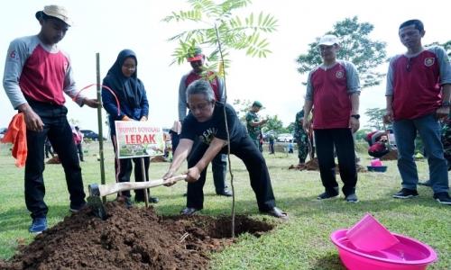 DPRD Boyolali Peringati Hari Jadi dengan Penanaman Pohon