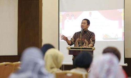 Hendi Minta Warga Ikut Sukseskan Semarang 10K
