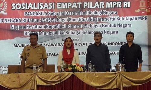 Eva & Budiman Ajak Kades Wujudkan Keadilan Sosial di Desa