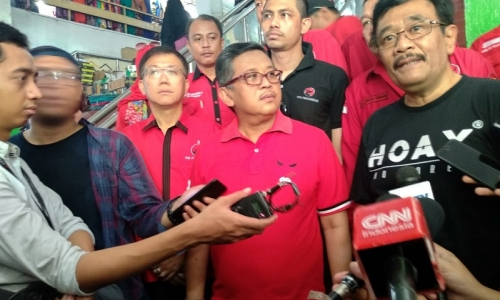 Bangun Pasar Tradisional, Komitmen Ekonomi Kerakyatan Jokowi