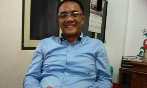 DPRD Palangkaraya Ajak Masyarakat Jaga Keamanan