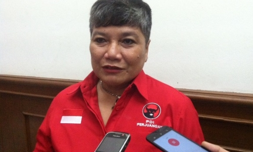 Ribka: Soal Anak Krakatau, Ketum 2 Kali Ingatkan Waspada