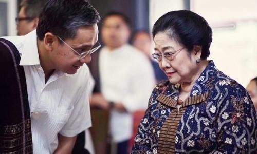 Megawati Berulang Kali Ingatkan Dampak Letusan Anak Krakatau