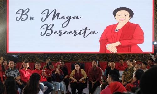 Hasto Sebut Politik Megawati Penuh Sentuhan Kemanusiaan