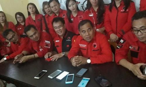 DPC Minahasa Bahas Strategi Pemenangan Pileg di Rakercab