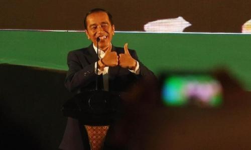Program 10 Juta Lapangan Kerja Jokowi Sudah Tercapai