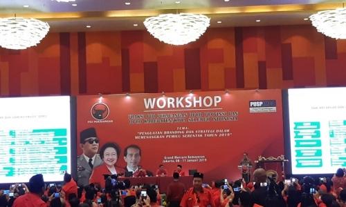 PDI Perjuangan Gelar Bimtek Mantapkan Kemenangan Pemilu