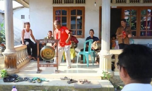 Rudianto : Seni Dambus Angkat Pariwisata Babel